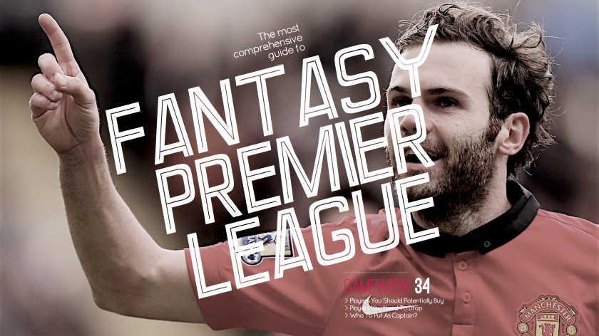 Fantasy Premier League GW34 - The Comprehensive Guide