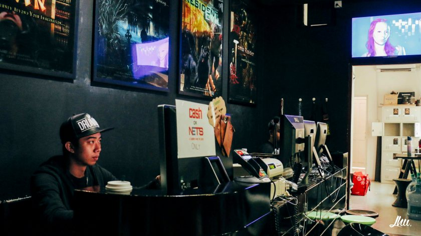Xcape Lobby