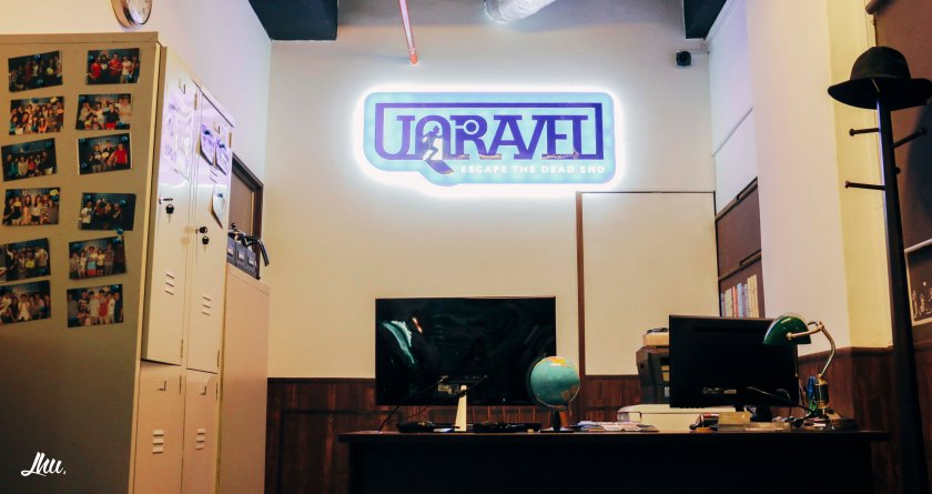 Unravel Singapore Storefront