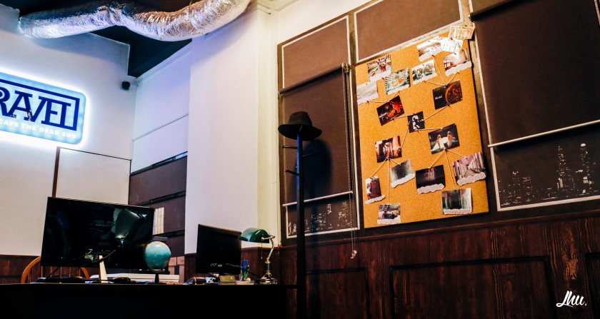 Unravel Singapore Escape Room Lobby Detective