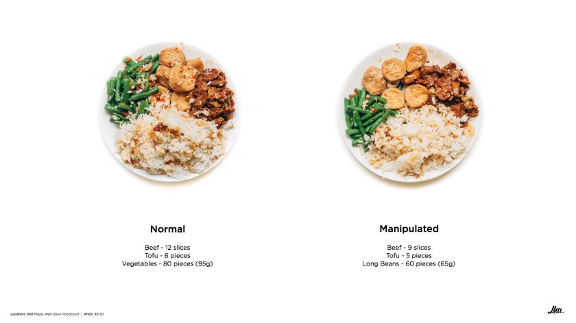 888 Plaza Wan Shun Food Court Economical Rice Myth