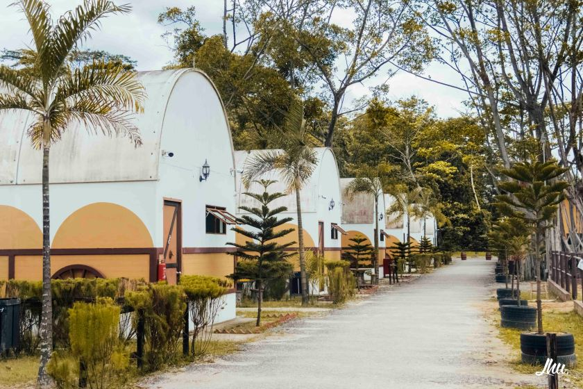 Punggol Ranch Resort Wagons Exterior