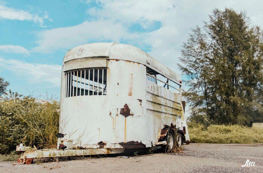 Punggol Abandoned Trailer