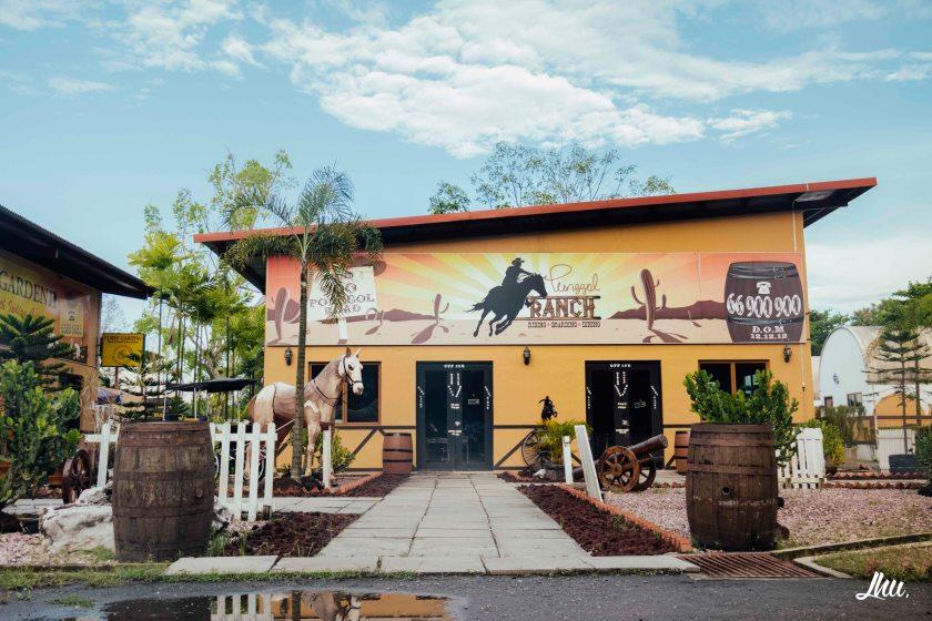 Punggol Ranch Resort Reception