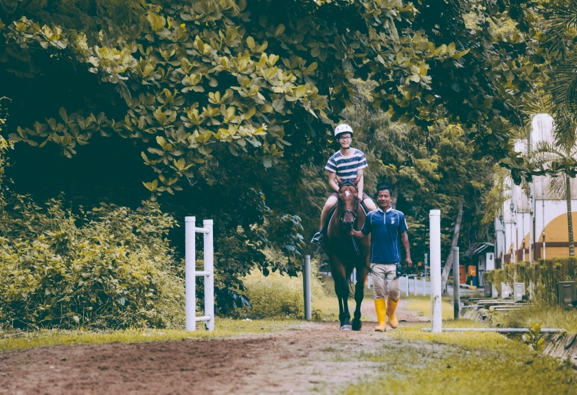 Punggol Ranch Resort Horse Joyride