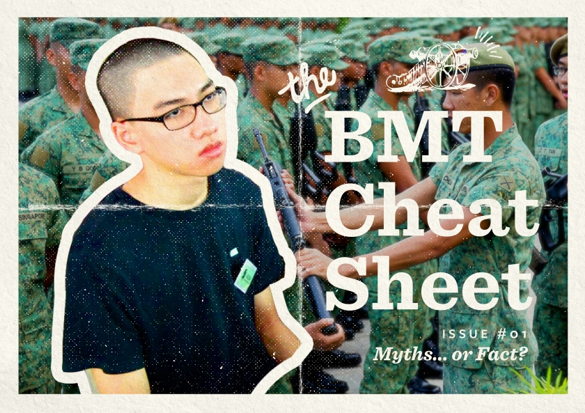 BMT Cheat Sheet Cover